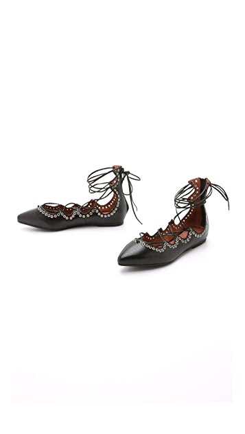 Jeffrey Campbell Prudence Flats
