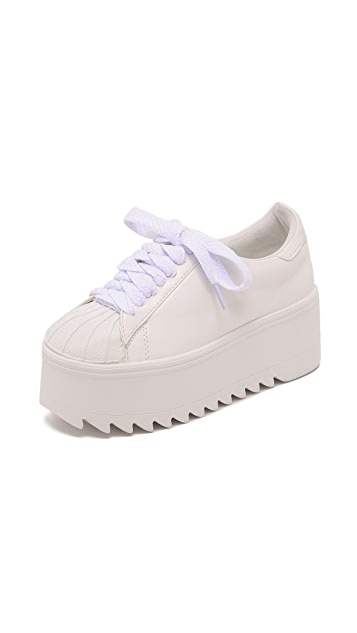 Jeffrey Campbell Synergy Platform Sneakers