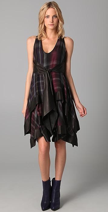 Jen Kao Gleaner's Tank Dress