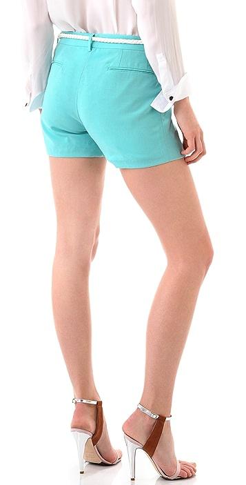 Jenni Kayne Trouser Pleated Shorts