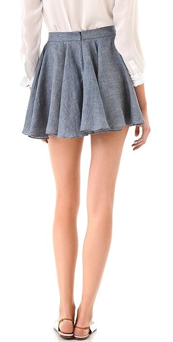 Jenni Kayne Flared Skirt