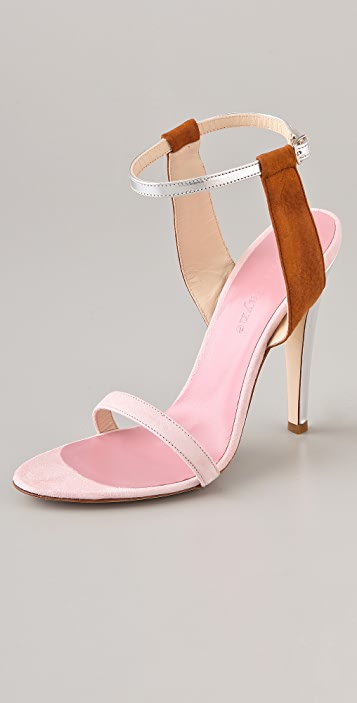 exclusive cheap price Jenni Kayne Suede Multistrap Sandals outlet store for sale sale order for cheap for sale 2015 cheap online JhZcQ