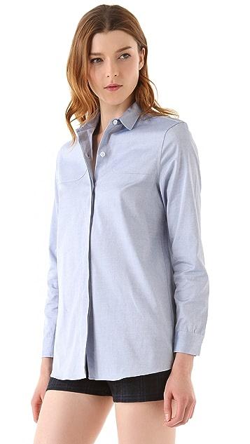 Jenni Kayne Gun Flap Shirt
