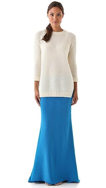 Jenni Kayne Godet Maxi Skirt