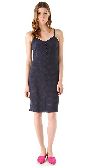 Jenni Kayne Button Slip Dress