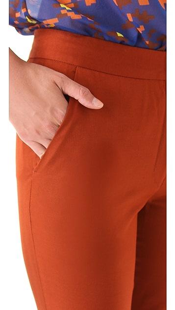 Jenni Kayne Straight Pants