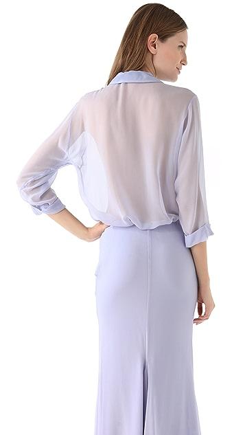 Jenni Kayne Bib Shirt