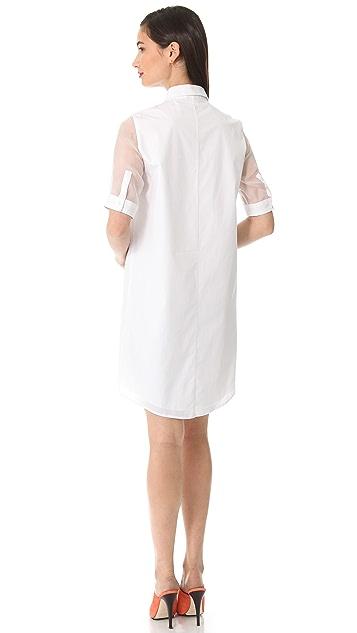 Jenni Kayne Sleeveless Shirtdress