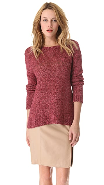 Jenni Kayne Button Shoulder Pullover