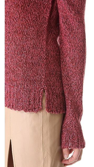 Jenni Kayne Button Shoulder Pullover