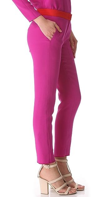 Jenni Kayne Contrast Pants