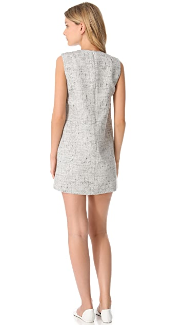 Jenni Kayne Zip Pocket Shift Dress