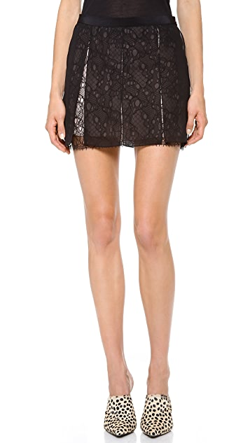 Jenni Kayne Carwash Skirt