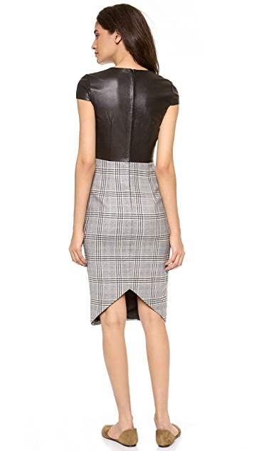Jenni Kayne Short Sleeve Pencil Dress