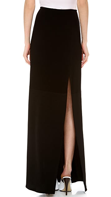 Jenni Kayne Slit Long Skirt