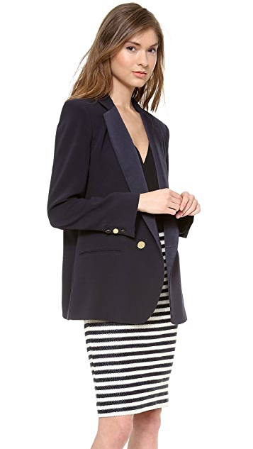 Jenni Kayne Cross Button Blazer