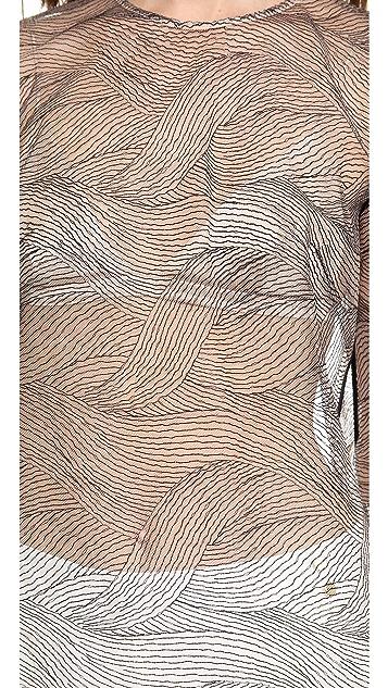 Jenni Kayne Long Sleeve Blouse