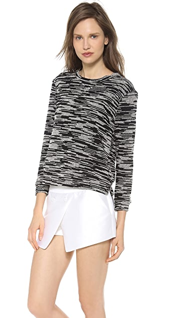 Jenni Kayne Patterned Sweatshirt