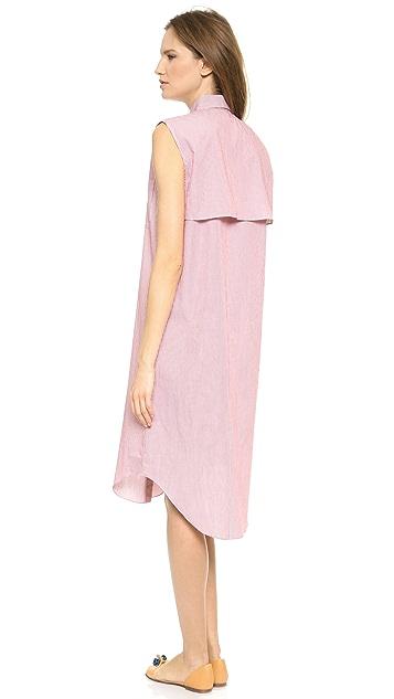 Jenni Kayne Striped Shirtdress