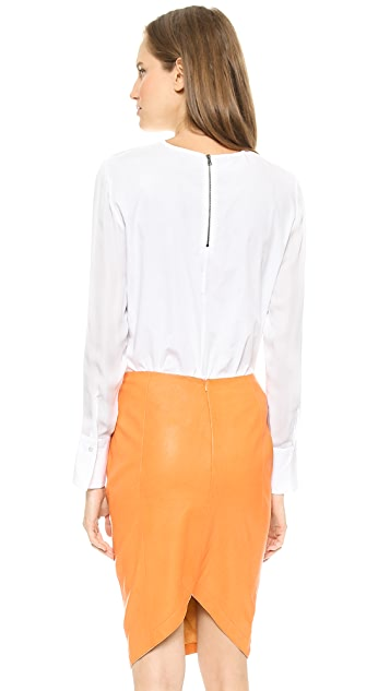 Jenni Kayne Zip Back Top