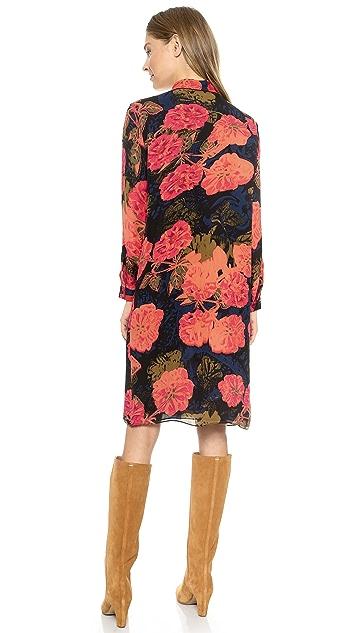 Jenni Kayne Floral Print Shirtdress