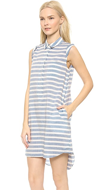 Jenni Kayne Stripe ShirtDress