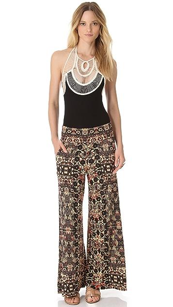Jen's Pirate Booty Capri Bodysuit