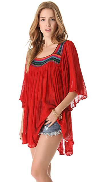 Jen's Pirate Booty Janis Cover Up Tunic