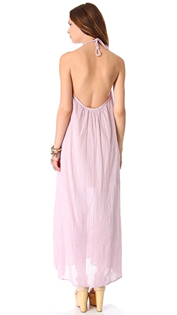 Jen's Pirate Booty Quest Backless Maxi Dress