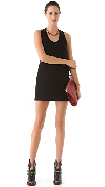 Josh Goot Open Back Tank Dress