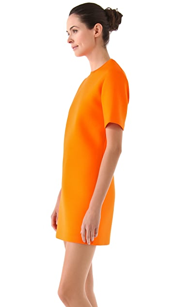 Josh Goot Open Back Tee Dress