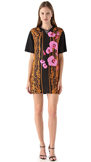 Josh Goot Mini Tee Dress
