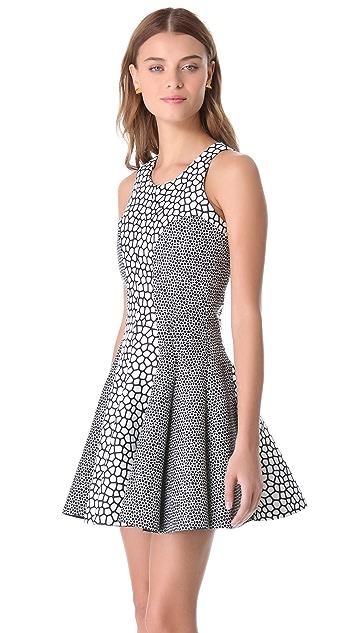 Josh Goot Eel Skin Dress