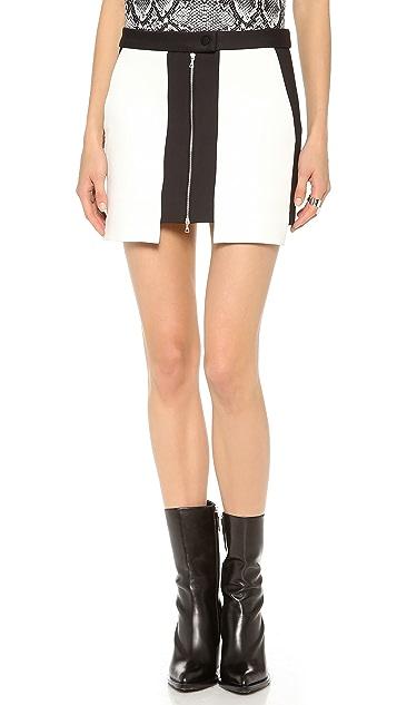 Josh Goot Bonded Utility Miniskirt