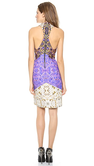 Josh Goot Sculpt Racer Back Dress