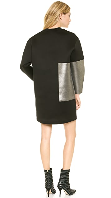 Josh Goot Silver Frame Dress