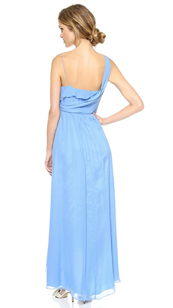 Jill Jill Stuart One Shoulder Dress