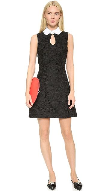 Jill Jill Stuart Keyhole Collared Dress