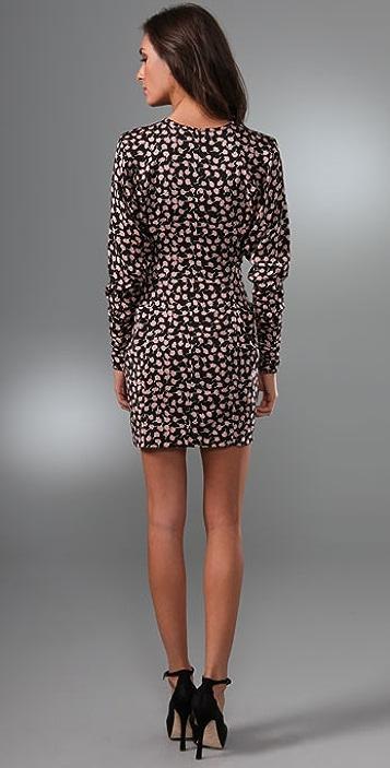 Jill Stuart Maryna Floral Dress