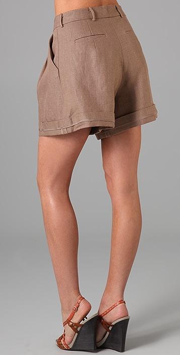 Jill Stuart Georgine Shorts