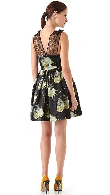 Jill Stuart Madison Silk Dress