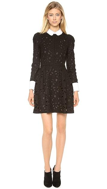 Jill Stuart Malene Collared Dress