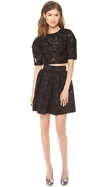 Jill Stuart Saray Pouf Skirt
