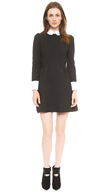 Jill Stuart Jennifer Collared Dress