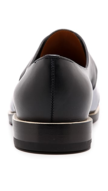 Jil Sander Lace Up Oxfords