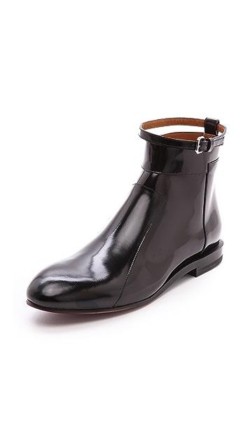Jil Sander Ankle Strap Booties
