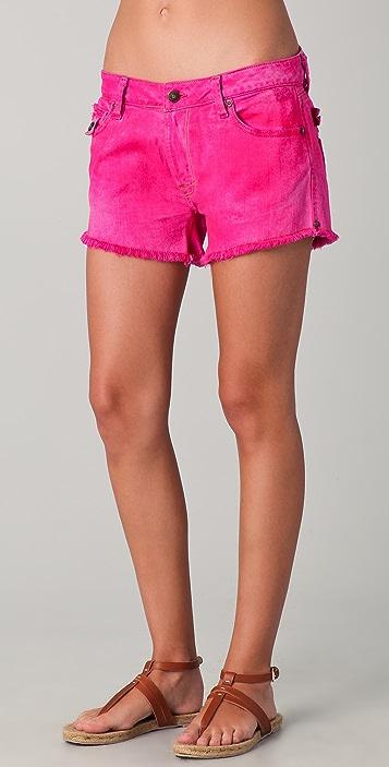 Jimmy Taverniti Short Denim Shorts