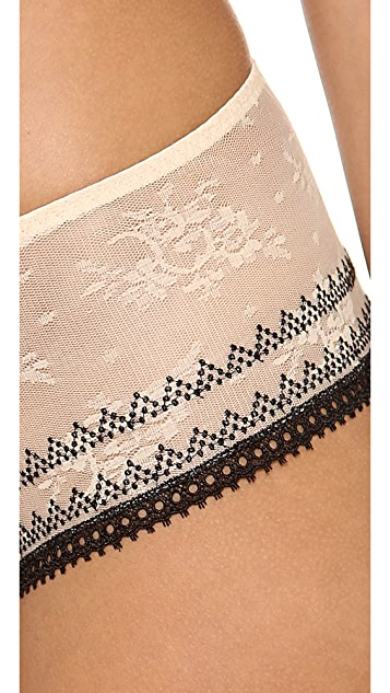 Jenna Leigh Machu Cheeky Boy Shorts