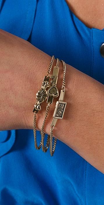 Juliet & Company Mini ID Bracelet Set