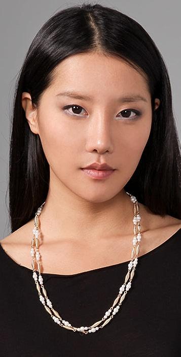 Juliet & Company Collier de Pearls Necklace